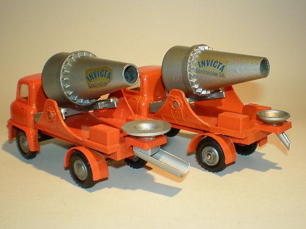 Budgie No.310 Leyland Cement Mixers