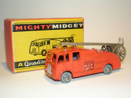 Benbros Mighty Midget No.9 Fire Engine