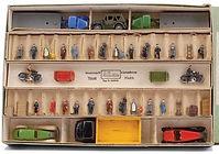 Britains Lilliput Vehicle Series L/11 Railway Display Set