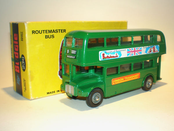 Budgie No.236 Routemaster Bus (series 2)