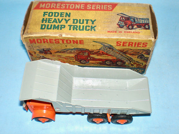Morestone Foden Heavy Duty Dump Tuck