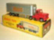 Budgie No.202 Refrigeration Truck