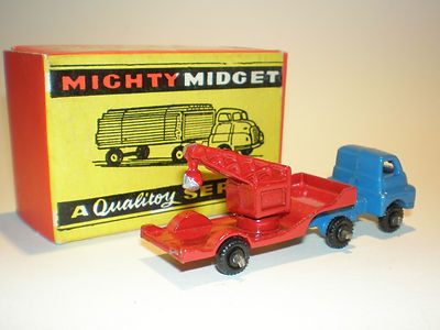 Benbros Mighty Midget No.44 Low Loader