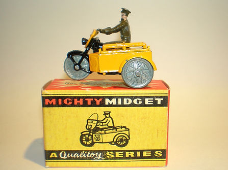 Benbros Mighty Midget No.3 AA Motorcycle