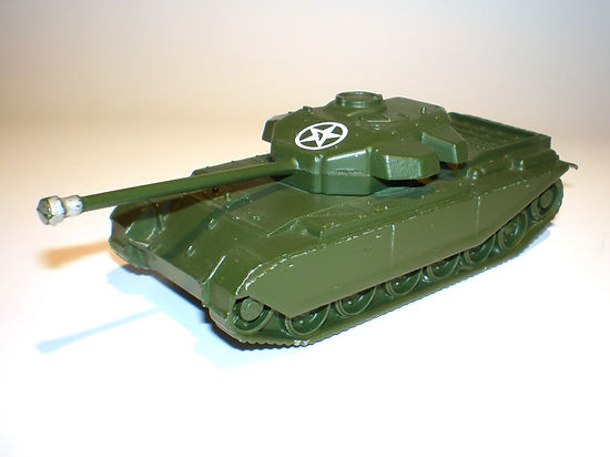 Britains Lilliput Vehicle Series LV/610 Centurion Tank