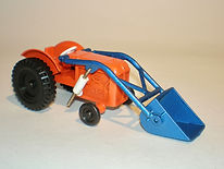 Budgie No.306 Fork-Lift Tractor