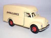 Britains Lilliput Vehicle Series LV/617 Civilian Ambulance
