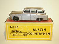 Budgie Miniatures No.15 Austin Countryman