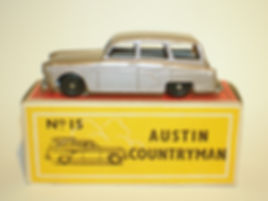 Budgie Miniatures No.15 Austin Countryman