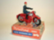 Morestone GPO Telegraph Boy Motorcycle