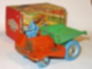 Benbros Qualitoys Muir Hill Dumper Truck