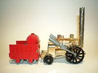 Benbros Qualitoys Stephenson's Rocket