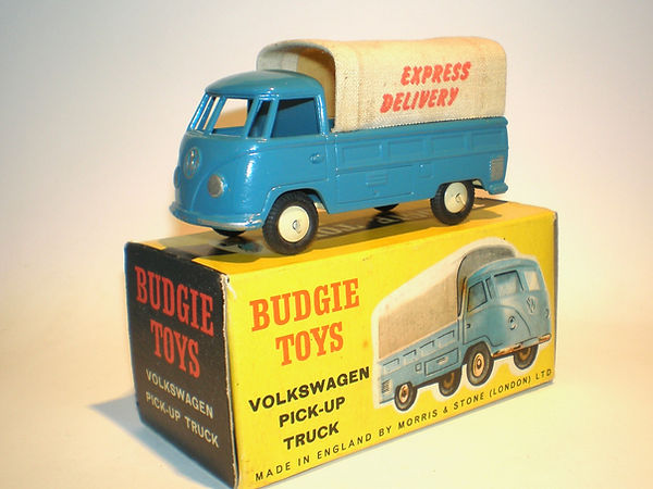 Budgie No.204 Volkswagen Pick-Up Truck