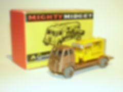 Benbros Mighty Midget No.32 Compressor Wagon - metallic brown