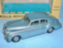 Budgie No.102 Rolls Royce Silver Cloud