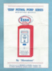Morestone Esso Petrol Pump Series Catalogue