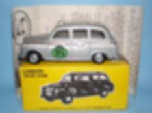 Budgie No.101 London Taxi Cab (LVTA Edition)