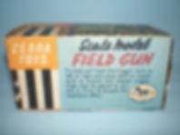 Benbrios Zebra Toys Field Gun box