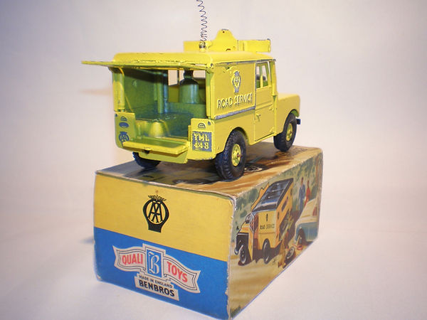 Benbros Qualitoy AA Road Service Land Rover