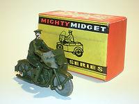 Benbros Mighty Midget No.42 Army Despatch Motorcycle