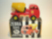 Benbros Zebra Toys No.100 (16) Ready-Mixed Concrete Lorry