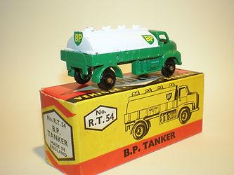 Budgie Miniatures No.54 BP Tanker