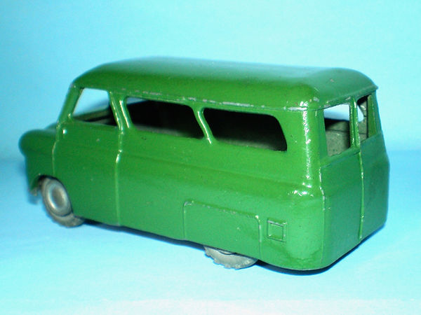 Morestone Bedford Dormobile