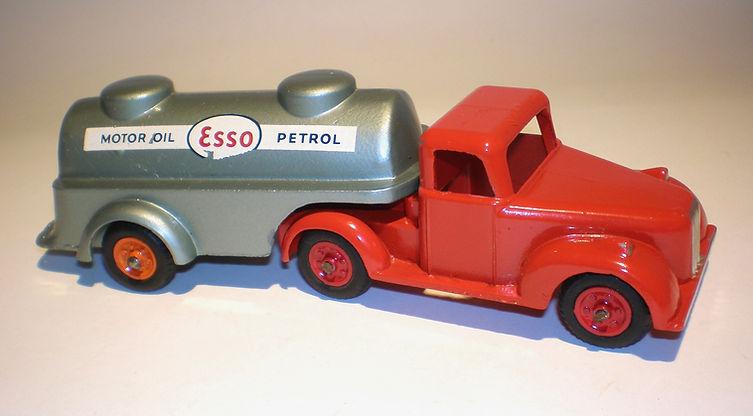 Benbros Qualitoys Articulated Petrol Tanker