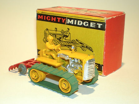 Mighty midget crawler nelson manufacturing #12