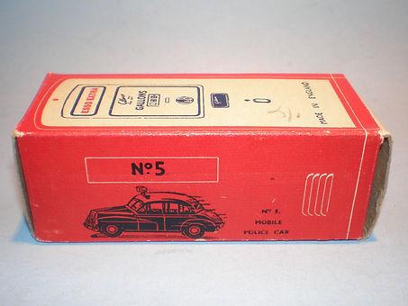 Morestone Esso Petrol Pump Series No.5 box