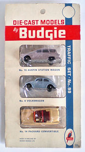 Budgie No.99 Series B Traffic Set