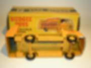 Budgei No.228 Coca-Cola Van