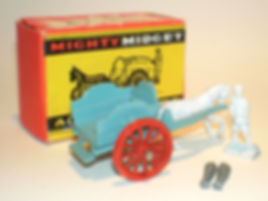 Benbros Mighty Midget No.6 Milk Cart