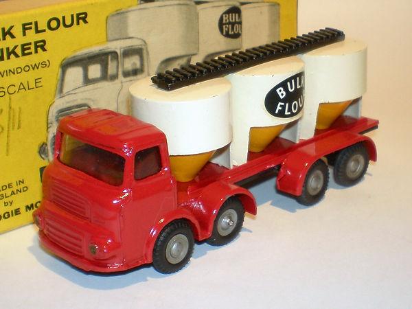 Budgie No.288 Bulk Flour Tanker