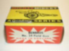 Benbros No.24 Field Gun - box