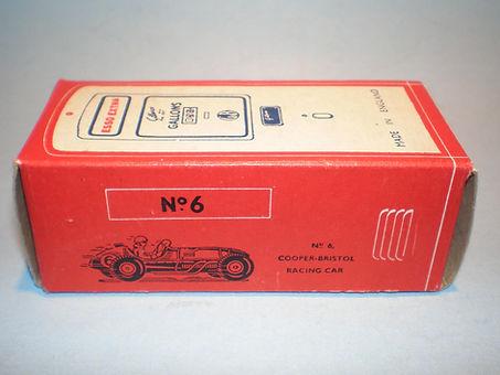 Morestone Esso Petrol Pump Series No.6 box