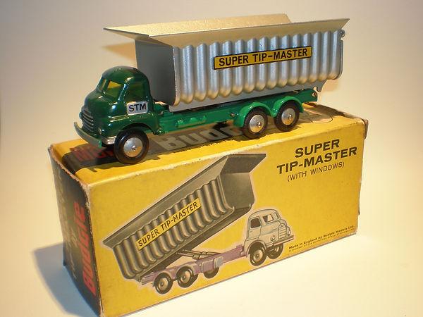 Budgie No.312 Super Tip-Master