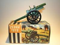 Benbros Zebra Toys Field Gun