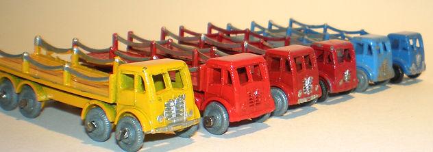 Benbros No.28 Chain Lorry