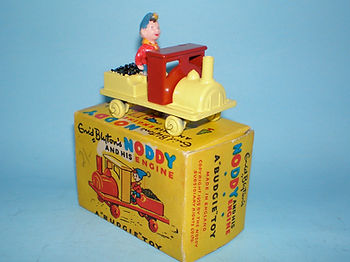 Budgie Toys Noddy and His Engine