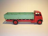 Benbros Qualitoys 225 Sunderland Wagon