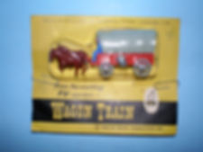 Budgie Miniatures Wagon Train blister-pack