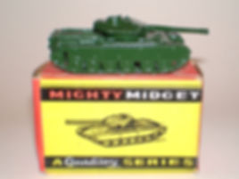 Benbros Mighty Midget No.14 Tank