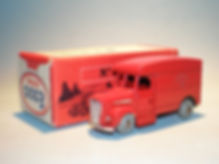 Morestone Esso Petrol Pump Series No.11 Royal Mail Van