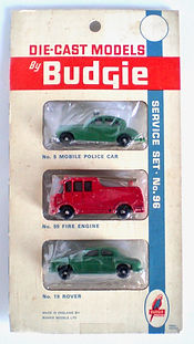 Budgie No.96 Series B Service Set