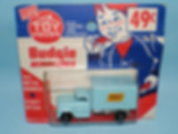 Budgie Miniatures No.56 Hertz Truck - Toy House blister-pack