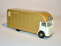 Budgie No.294 Horsebox