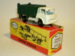 Budgie Miniatures No.21a Tipper Truck