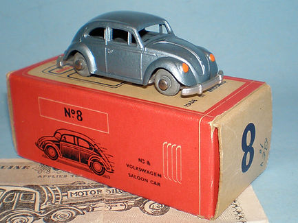 Morestone Esso Petrol Pump Series No.8 Volkswagen