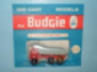 Budgie Miniatures No.18 Foden Dumper - blue blister-pack